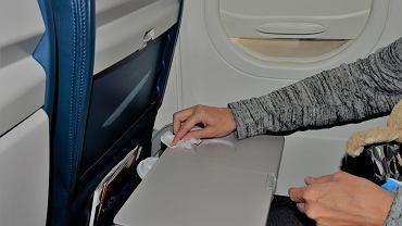 Pasażerowie wskazali najbrudniejszą linię lotniczą