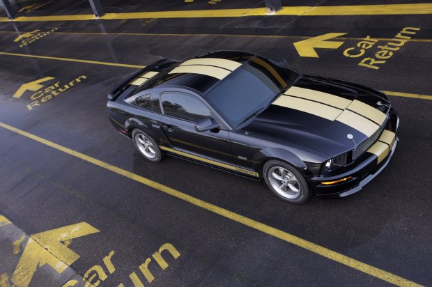 2006 Shelby GT-H dla firmy Hertz