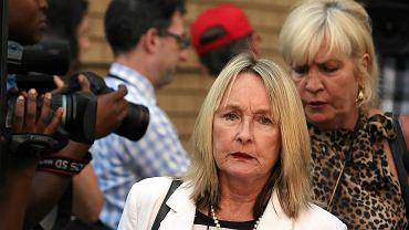 June Steenkamp, matka zastrzelonej Reevy