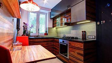 Kuchnia, zabudowa kuchenna