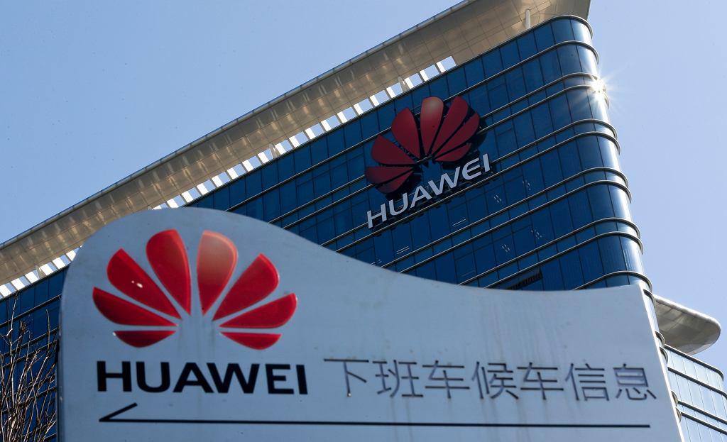 Siedziba Huawei w Dongguan