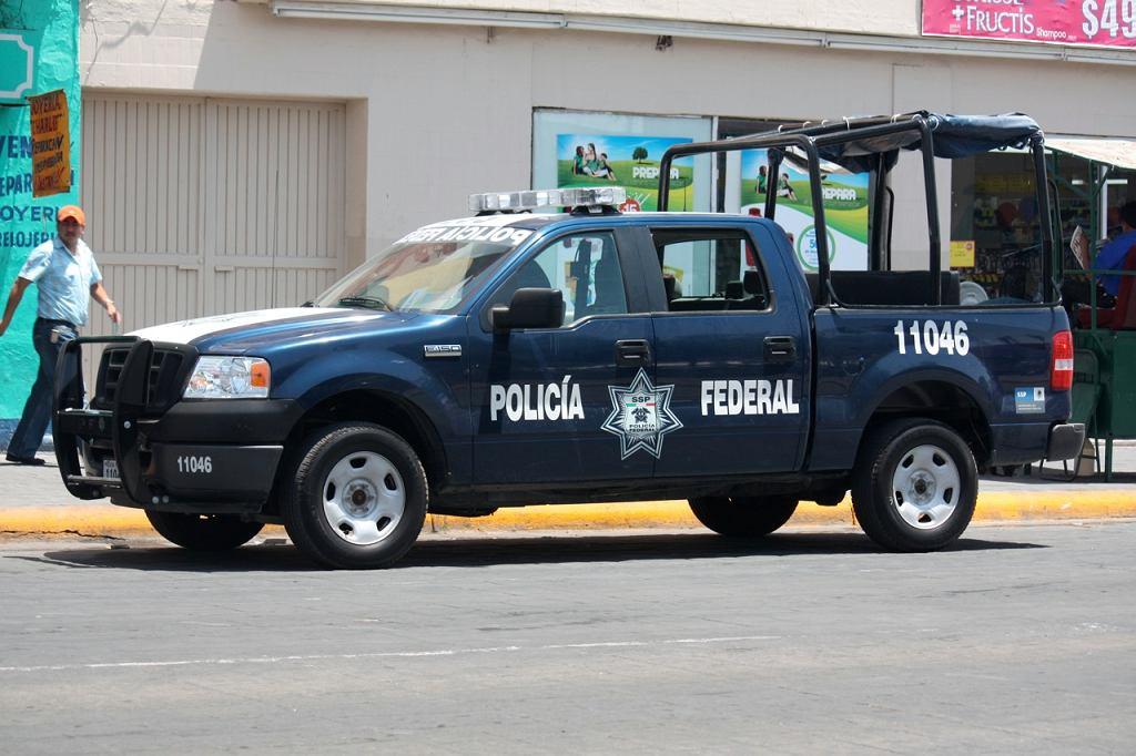 Policja w Meksyku