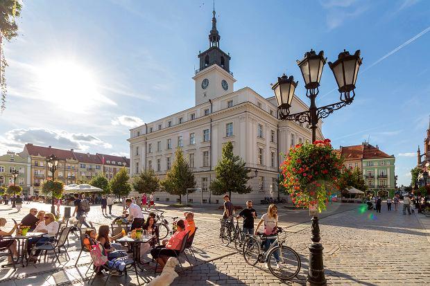 Kaliski ratusz wybudowano prawie sto lat temu po odzyskaniu przez Polskę niepodległości