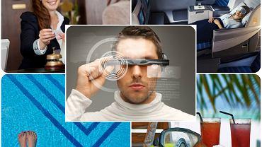 Podróże przyszłości / fot. Shutterstock, kolaż Gazeta.pl
