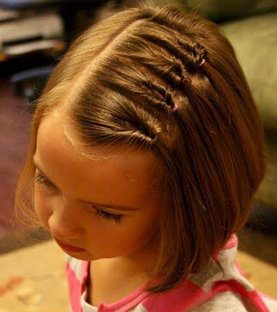Fryzury Dla Dziewczynek Do Szkoły Przedszkola I Nie Tylko