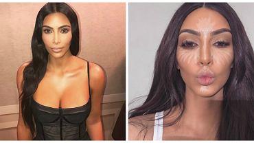 Kim Kardashian przed operacjami, komentują fani 'Byłaś piękna, po co to zrobiłaś?'. Jak wyglądała w liceum?