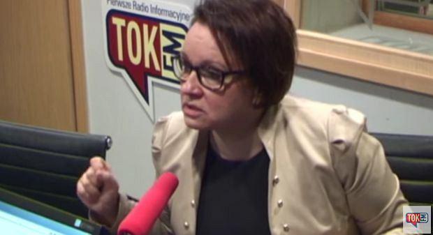 Min. Anna Zalewska w