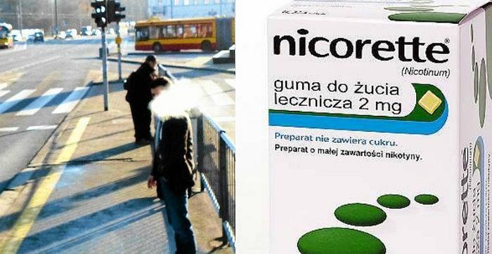 Gumy Nicorette Classic Gum zniknął z aptecznych półek