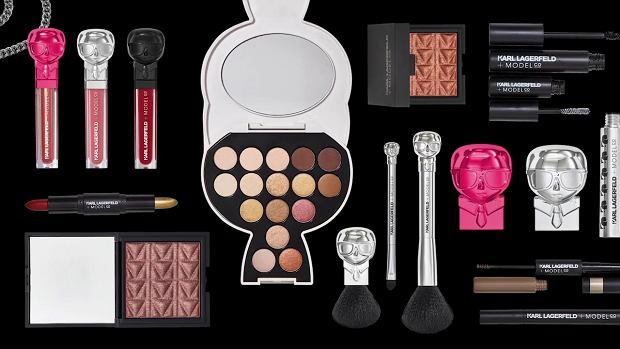 Kolekcja kosmetyków zaprojektowana przez Karla Lagerfelda