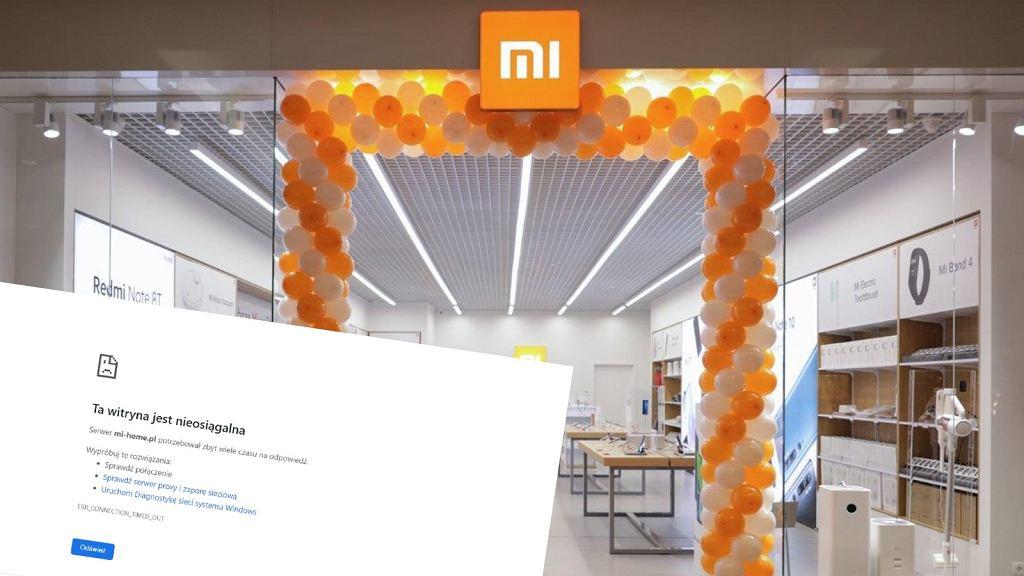 Świąteczna promocja internetowa Xiaomi Polska ma problemy techniczne