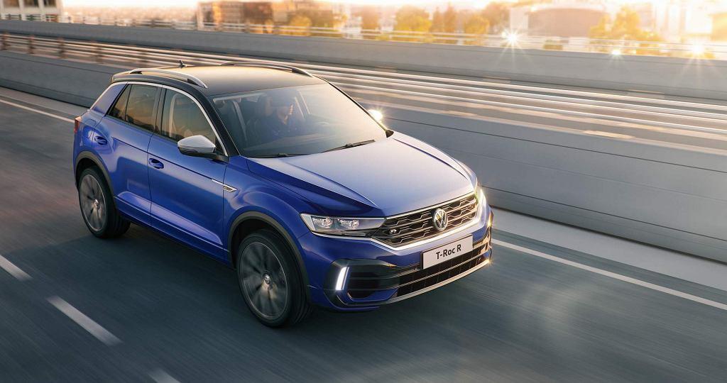 Volkswagen T-Roc R Concept