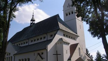 Kościół w Psarach