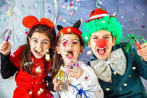 Karnawał 2020: stroje karnawałowe dla dzieci