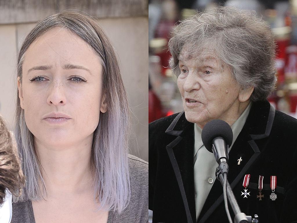 Matylda Damięcka, Wanda Traczyk-Stawska