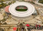 Rosną stadiony na mistrzostwa świata w Rosji. Niektóre już wyglądają olśniewająco, ale nie wszystkie... Zdążą?