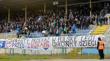 Mecz Stomil Olsztyn - Wigry Suwałki