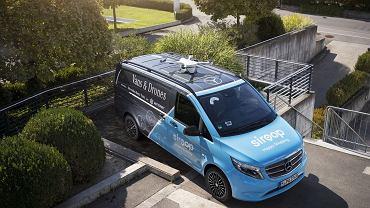 Mercedes stawia na drony