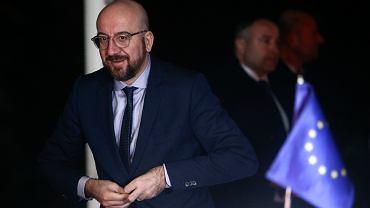Szef Rady Europejskiej Charles Michel zapowiedział zwołanie nadzzyczajnego szczytu ws. budżetu UE