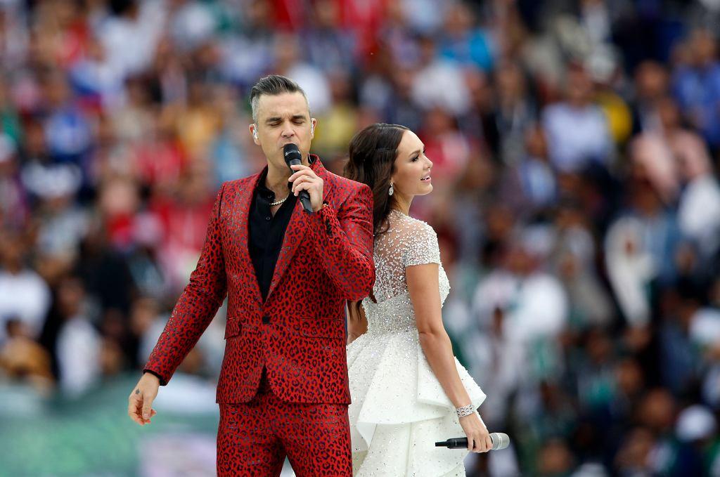 Mundial 2018, Robbie Williams