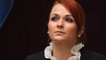 Szefowa kancelarii Sejmu Agnieszka Kaczmarska