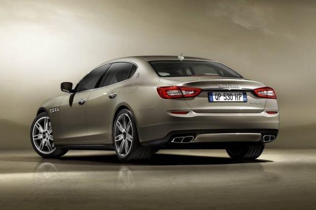Detroit Motor Show 2013 - Maserati Quattroporte VI