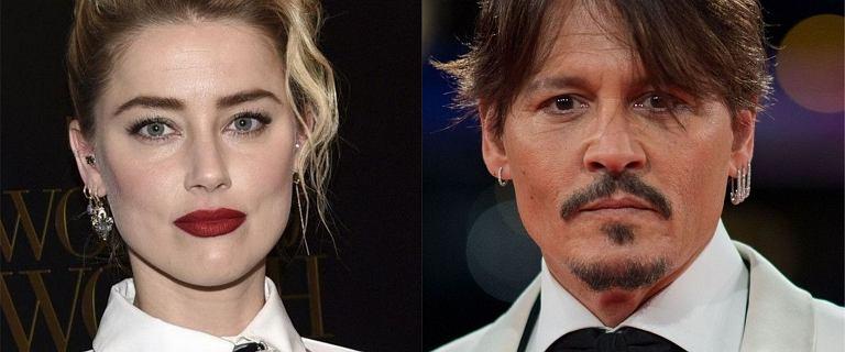 Johnny Depp pozwał Amber Heard. Domaga się 50 milionów dolarów