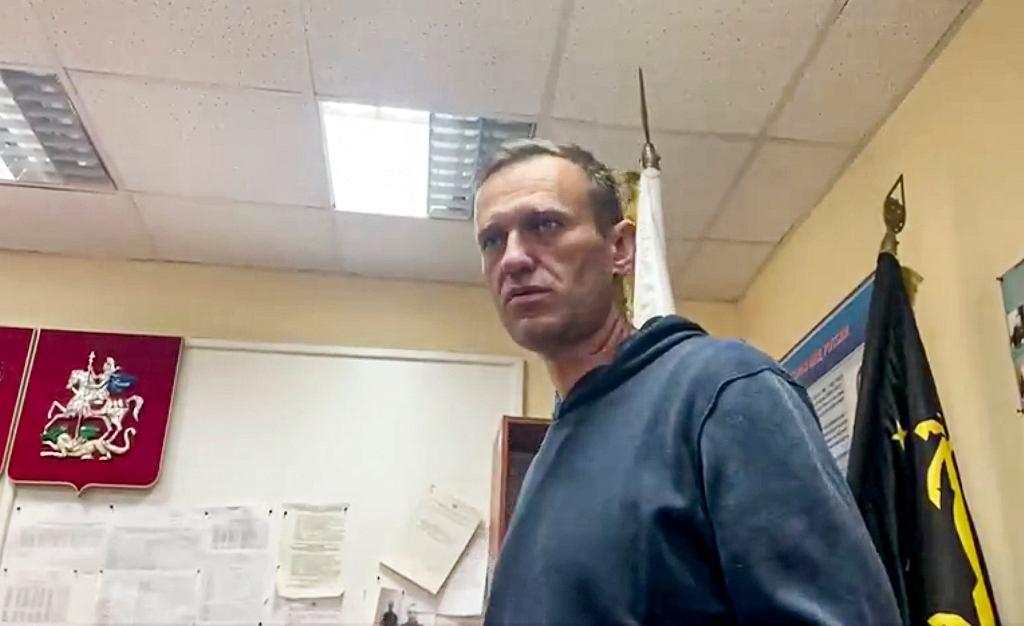 Sejm przyjął uchwałę w obronie Aleksieja Nawalnego