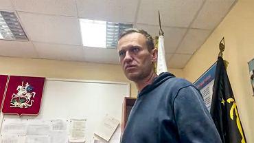 Le Sejm a adopté une résolution en défense d'Alexei Navalny