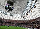 """""""Dach na Stadionie Narodowym ma przeciekać"""""""
