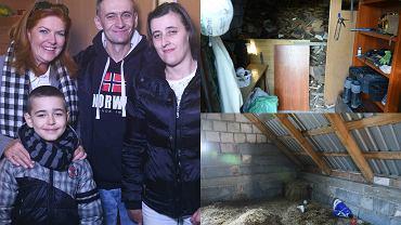 Za nami kolejny odcinek programu 'Nasz Nowy Dom'. Tym razem ekipa remontowa pod wodzą Katarzyny Dowbor pomogła trzyosobowej rodzinie niepełnosprawnej pani Agnieszki, która dotychczas mieszkała w małym 28-metrowym domku we wsi Święcienica na Mazowszu. Nie było w nim ani kanalizacji ani łazienki, a w kuchni brakowało zlewu i bieżącej wody. To wszystko należy już jednak do przeszłości. Zajrzyjcie do galerii i zobaczcie tę niesamowitą metamorfozę.