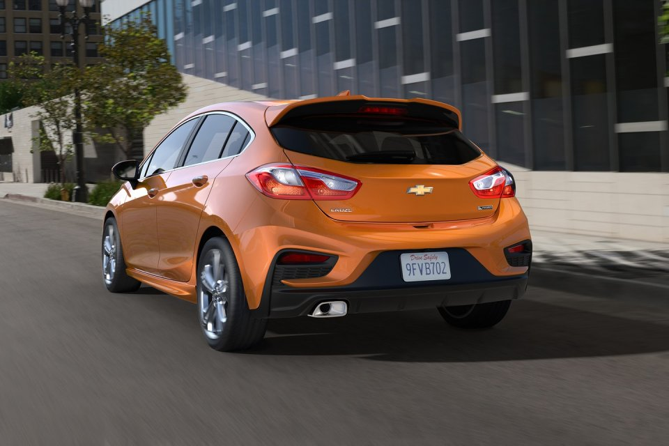 Chevrolet Cruze Hatchback