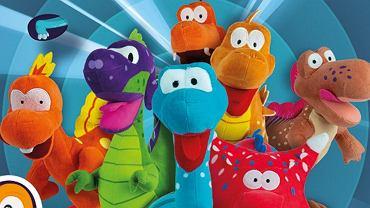 POLOzaury możemy zbierać w nowej akcji lojalnościowej sieci POLOmarket.