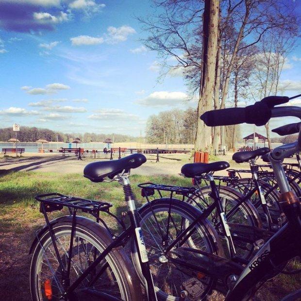 Okolice Szczecinka na Pojezierzu Drawskim to doskonała opcja na rower