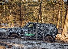 Nowy Land Rover Defender - premiera prawdopodobnie już na jesieni