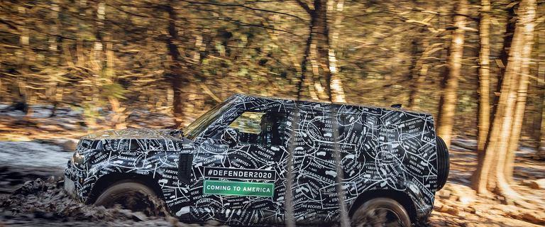 Fani terenówek mogą zacierać ręce. Land Rover Defender powróci już na jesieni i nie będzie żadnym crossoverem