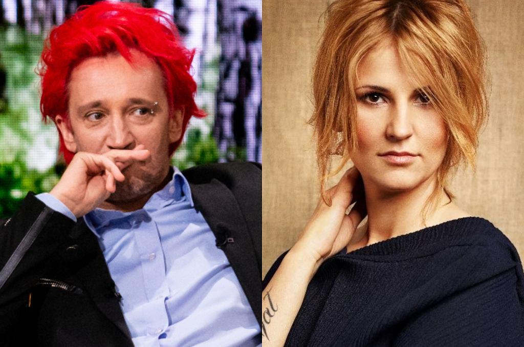 Dominika Tajner, Michał Wiśniewski