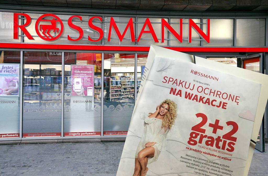 Rossmann gazetka od 10.07 do 19.07. Co tym razem można kupić w obniżonej cenie?