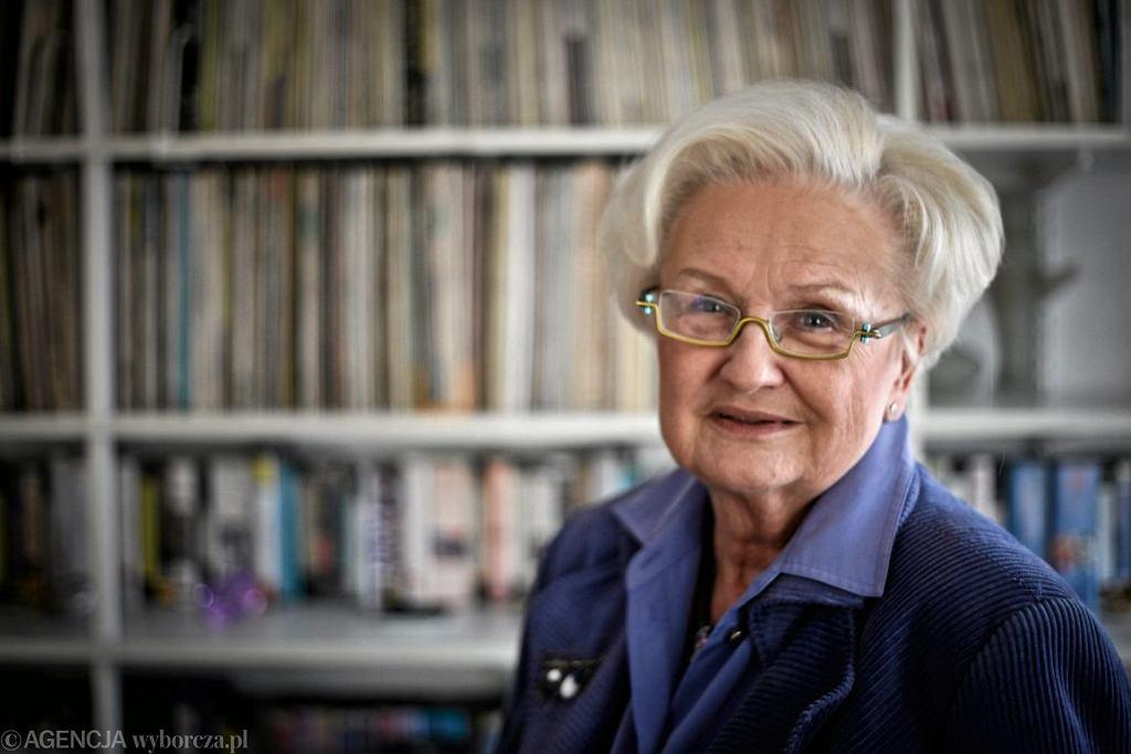 Ewa Łętowska (fot. Sławomir Kamiński / Agencja Gazeta)