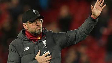 Jürgen Klopp, trener Liverpoolu i lewicowiec