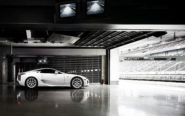Auto zbudowano by pokazać możliwości konstrukcyjne Toyoty