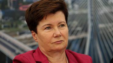 Inwestycje w Warszawie to atut Hanny Gronkiewicz-Waltz