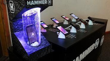 Telefony mPTech - linia Hammer