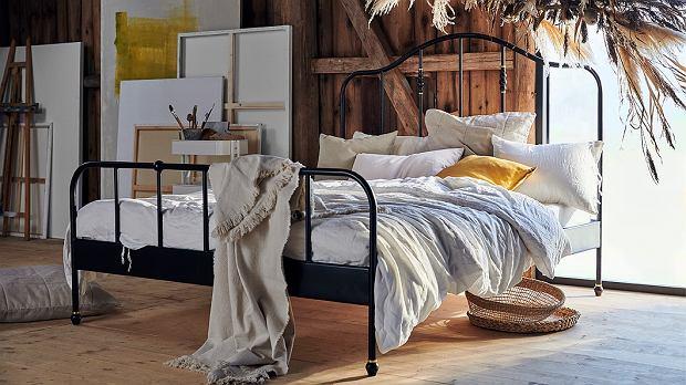 Łóżko sypialniane w 3 modnych aranżacjach