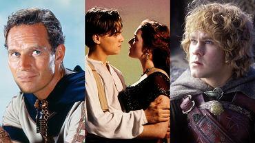 'Ben Hur', 'Titanic' i 'Władca Pierścieni: Powrót króla'