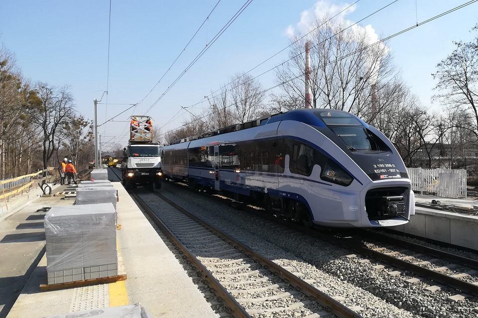 Budowa nowego przystanku Wrocław Szczepin ułatwi pasażerom korzystanie z komunikacji kolejowej i miejskiej