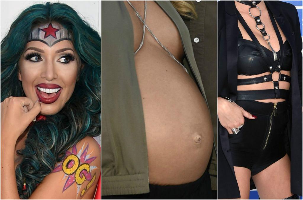 Gala MTV VMA to doroczne święto nie tylko muzyki, ale też i mody. Gwiazdy mają wtedy szansę na zaprezentowanie się w najbardziej wymyślnych kreacjach, a tego dnia wiele uchodzi im płazem. Jednak w tym roku niektóre z nich zagalopowały się i czerwony dywan pomyliły z imprezą przebierańców. Goły ciążowy brzuch w świetle jupiterów to najmniejszy