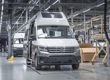 Polacy budują kampera - Volkswagen Grand California wchodzi do produkcji