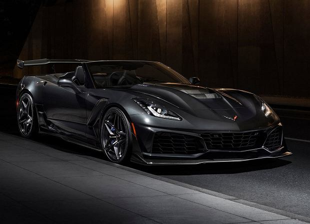 Corvette ZR1 Convertible 2017