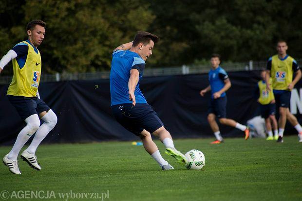 Zdjęcie numer 25 w galerii - Trening piłkarzy Lecha Poznań w obiektywie [ZDJĘCIA]