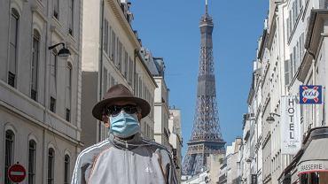 Epidemia koronawirusa we Francji